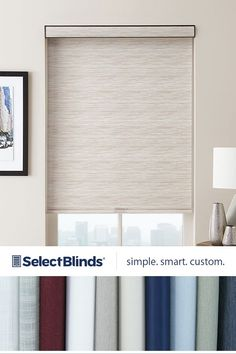 Give Your Home An Update With Roller Shades Hundreds Of Colors Available You Are Sure To Find The Perfect Complement For Decor