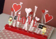 FSN: Tutorial: Tarjeta Especial para San Valentín