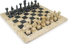12 Classic Fossil Stone  Red Marble Chess Set *** You can get more details by clicking on the image.