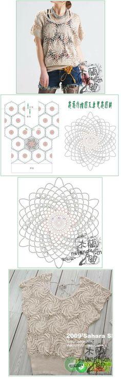 lace ♪ ♪ ... #inspiration #crochet #knit #diy GB http://www.pinterest.com/gigibrazil/boards/