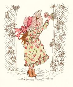 Soloillustratori: Holly Hobbie- Sarah Key e Sambonnet