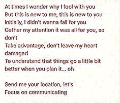 Khalid Location Lyrics