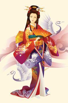 imagenes geishas japonesas - Cerca amb Google