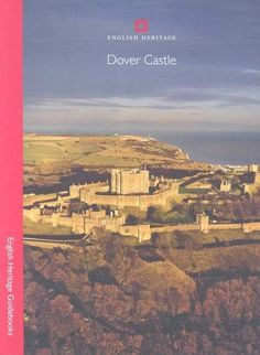 Dover Castle (English Heritage Red Guides):   Dover Castle's location, commanding the shortest sea crossing between England and the Continent, has given it immense strategic importance. The chalk of Castle Hill has been shaped and reshaped over the centuries into massive earthworks, ditches and mounds. Imposing walls and towers have been raised and networks of tunnels built beneath them. Henry II began the building of the present castle in the 1180s, and over the next 800 years its bui...