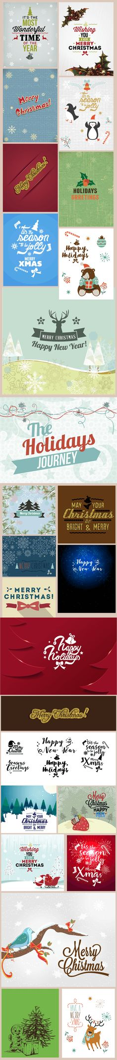"""""""Let It Snow"""" Collection with 200+ Design Resources – Only $35"""