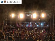 How fun!! Thanks for the tag @betteroffweller !! #ilovelocalknoxville #knoxville #knoxvilletn  #Repost @betteroffweller  @mutemath at @rhythmnbloomsfest and it feels so good