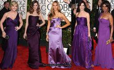 Purple dresses!!!