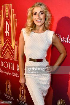 Emma at Royal Ball 2015 - pic credit: Getty Images