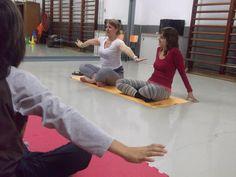 Aula de Yoga para os alunos do 2.º CEB... antes dos exames nacionais!