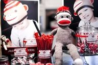 It's A Sock Monkey Party!