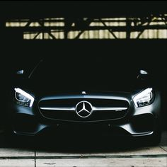 Out of the dark.  #MBPhotoCredit: @Teymur  #Mercedes #Benz #AMGGT #AMG #instacar #carsofinstagram #germancars #luxury