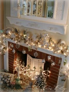 Fox Hollow Cottage: Christmas Holiday Decor and Crafts   best stuff