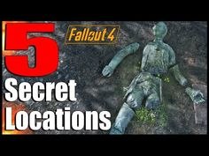 Fallout 4 5 Secret Locations With Secret Loot Ep 8 Fallout