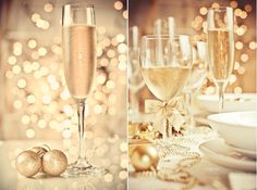 Ideas for Your Winter Wedding Tables #winterwedding #festivedecor