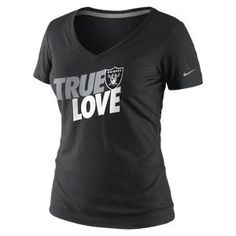 Nike True Love Oakland Raiders