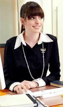 Favourite outfit from TDWP Anne Jacqueline Hathaway, Anne Hathaway, Prada Outfits, Fashion Outfits, Womens Fashion, Devil Wears Prada, Corps Parfait, Lagerfeld, Hollywood Celebrities