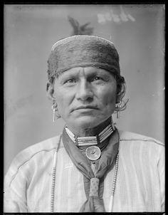 Red Eagle - Osage - 1912
