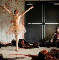 The Ballerina from The Cabin in the Woods (2012)