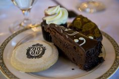 An inside look at the exclusive Club 33 at Disneyland.