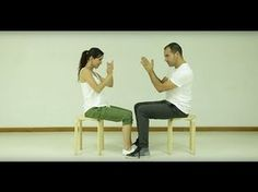 TUTORIAL 2 - BODYPERCUSSION TRY (Colbie Caillat) - YouTube