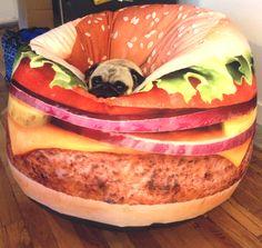 Pug Burger