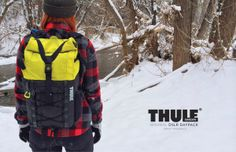 Thule Quickfire | DSLR Daypack on Behance