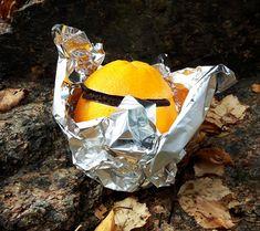 Appelsin og sjokoladekake i aluminiumsfolie. Tips, Advice