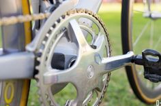 Look KG 196 with Mavic groupset
