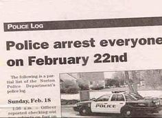 The Funniest Headline Fails Of All Time (PICTURES)