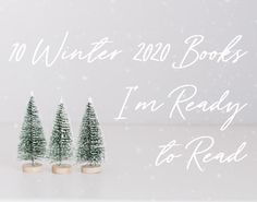 It's a new year and time for another round-up of books I'm ready to read. Here are the 10 books I'm looking forward to coming out this winter. Station Eleven, Love Reading, Reading Lists, Post Apocalypse, Im Ready, Historical Fiction, My Books, Place Card Holders, Winter