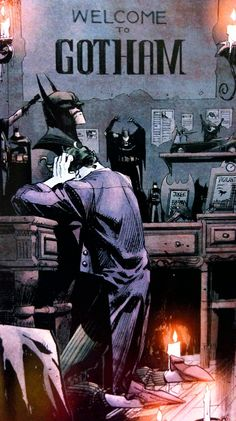 Do yourself a favor. Read Batman: White Knight