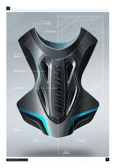 Specialized Impact Protection Vest on Behance