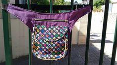 riñoneras de tela, mochilas y bandoleras de marcla BAGS por DaWanda.com