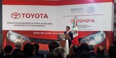 La sede de la nueva planta de Toyota será Guanajuato - Chiquini.mx