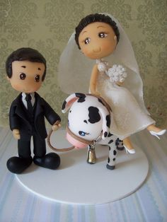 Cute Living On the Farm Wedding Topper