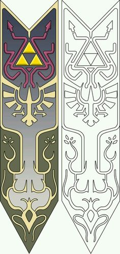 Anime Cosplay Template/pattern - character : princess Zelda - part : apron/tapestry/blazon thing - game : Twilight Princess - author :. Snk Cosplay, Cosplay Diy, Halloween Cosplay, Cosplay Costumes, Zelda Twilight Princess, Princess Zelda Costume, Zelda Dress, Link Costume, Zelda Birthday