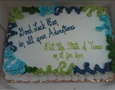 Cake fails are pretty common, but cake decorating fails mostly in case of inscriptions can be seen as cake disasters. Find these birthday cake fails out and enjoy. These cake fails are awesome. Cake Wrecks, Epic Cake Fails, Cakes Gone Wrong, Cake Disasters, Bad Cakes, Crazy Cakes, Cake Writing, Funny Cake, You Had One Job