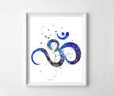 Ohm print, Zen print, Buddha print, Ohm print Zen art, Zen wall art, Zen poster, Best selling Zen poster, room decor, Modern Ohm wall art