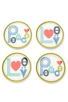 Peace Love Coasters