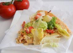 Planet Hollywood Chicken Caesar Pizza Recipe