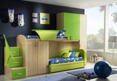 Com os apartamentos e casas cada vez menores, a necessidade de aproveitar cada centímetro do quarto do seu filho para acomodá-lo bem é grande! Como colocar