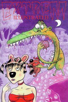 Extrem Illustrated #2 Regular Edition September 1999