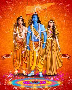 Shiva Art, Krishna Art, Hindu Art, Hanuman Pics, Shri Hanuman, Shree Ganesh, Ganesha, Lord Shiva Painting, Krishna Painting