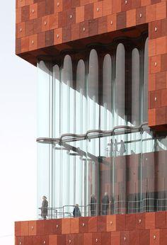 MAS Museum aan de Stroom, Antwerp, Belgium