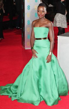 Most Likely To Make The Others Green With Envy: Lupita N'yongo