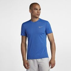 pretty nice 98f31 02830 Dri-FIT Miler Cool Men s Short-Sleeve Running Top
