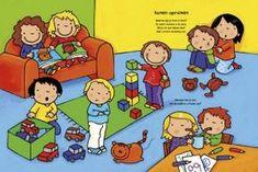 peuters/kleuters : Ik, jij, wij, samen Kids, Logo, Childhood Education, Murals, Classroom, Day Care, Preschool, Children, Logos