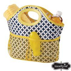 Mud Pie® Graduate Circle Shower Caddy #VonMaur - I need this when I go north!