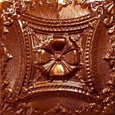 Bar Inspiration:  Copper Tile