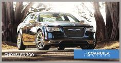 Estrena el nuevo Chrysler 300. Visitanos en Nazario Ortiz Garza 1750 Saltillo, Coahuila.